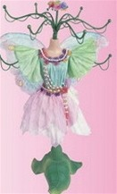 Enchanted Fairy Jewelry Mannequin Organizer