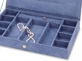 silver anti tarnish jewelry boxes