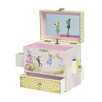 Music Box for Kids Musical Fairy Jewelry Box